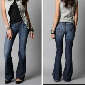 COH Ingrid 002 low waist flare jean